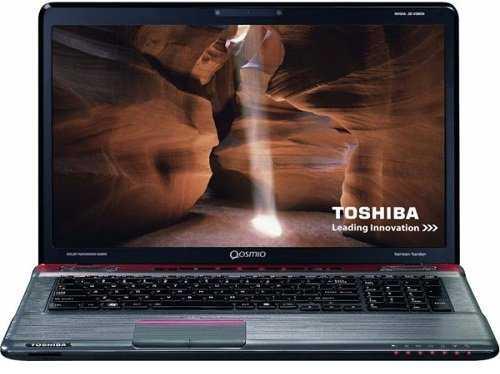 Assistência Técnica Notebook Toshiba