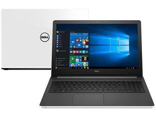 Assistência Técnica Notebook Dell
